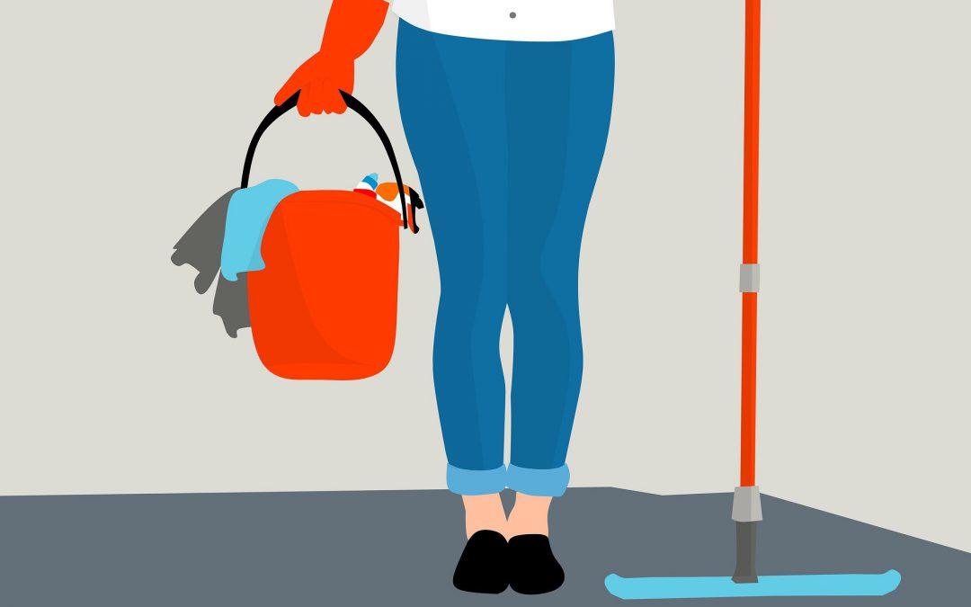 Sprzątaczka – nowa oferta pracy!