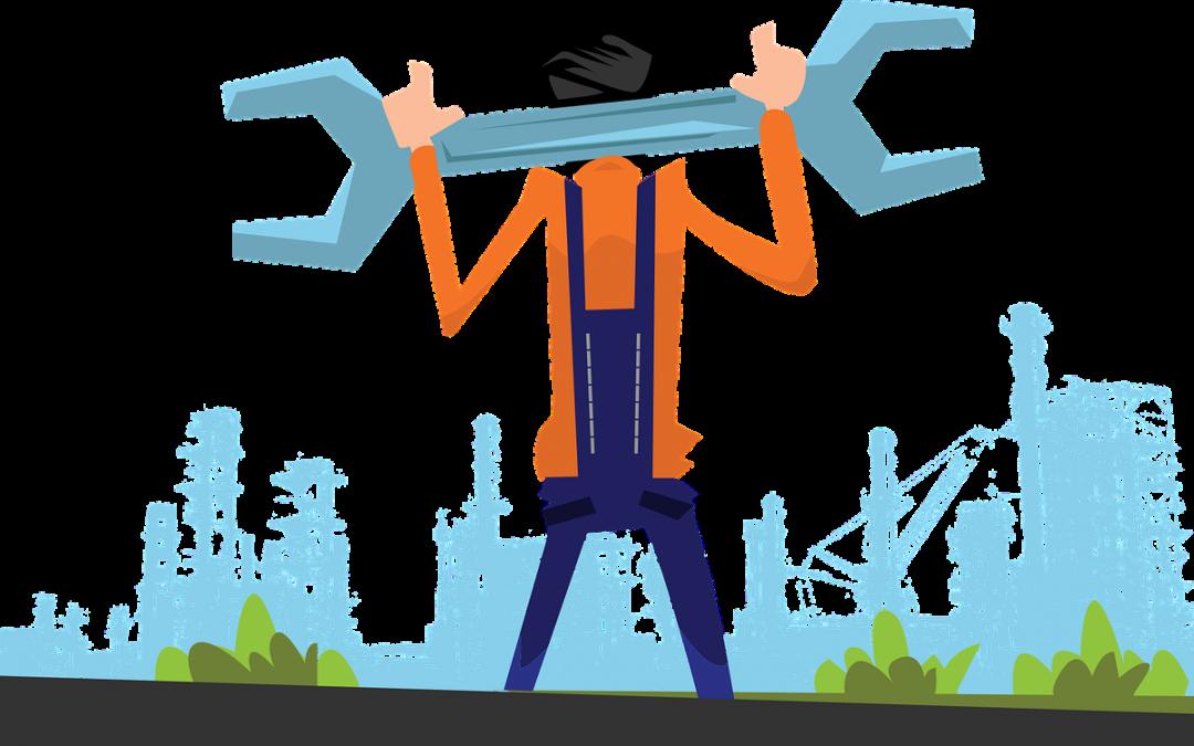 Pracownik budowlany – nowa oferta pracy!